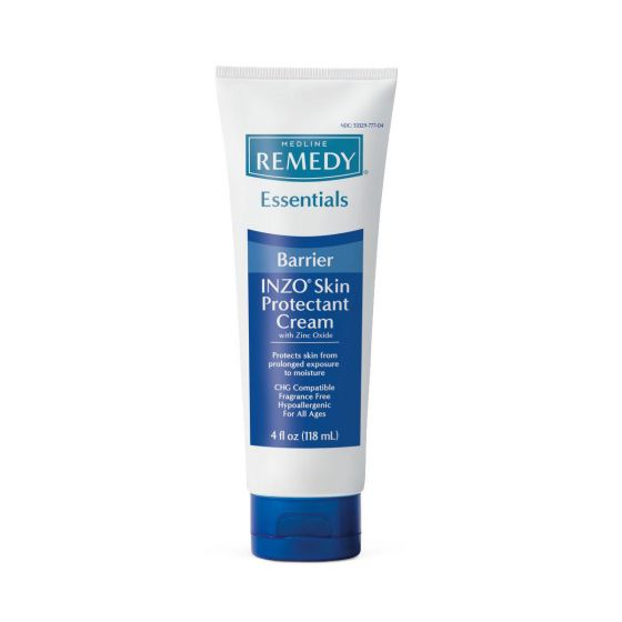 Remedy Essentials INZO Barrier Cream, 4oz