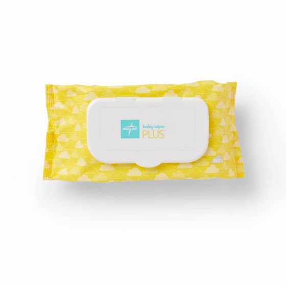 Hypoallergenic Scented Baby Wipes PLUS MSC263080H by Medline