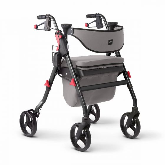 Empower Rollator MDS86845BK by Medline