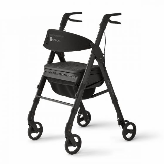 Momentum Rollator, Gray MDS86870G by Medline