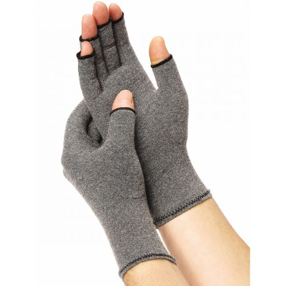 CURAD Arthritis Relief Compression Gloves M 1Pair ORT19800M by Medline