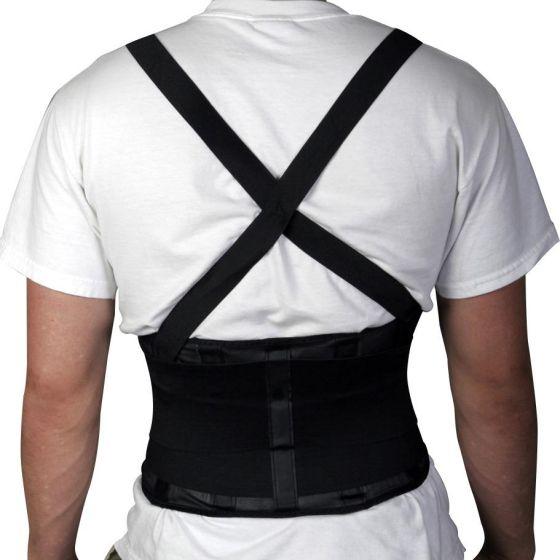 Medline Standard Back Support with Suspenders