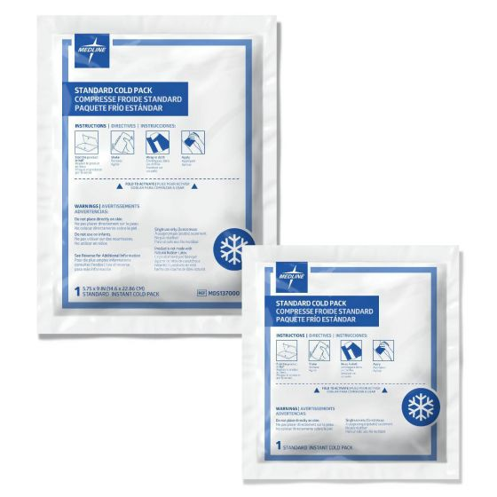 Medline Single-Use Standard Instant Cold Pack - See All PF03138 by Medline