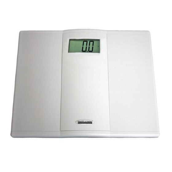 Talking Digital Floor Scales by Health O Meter Professional PF127795 by Medline