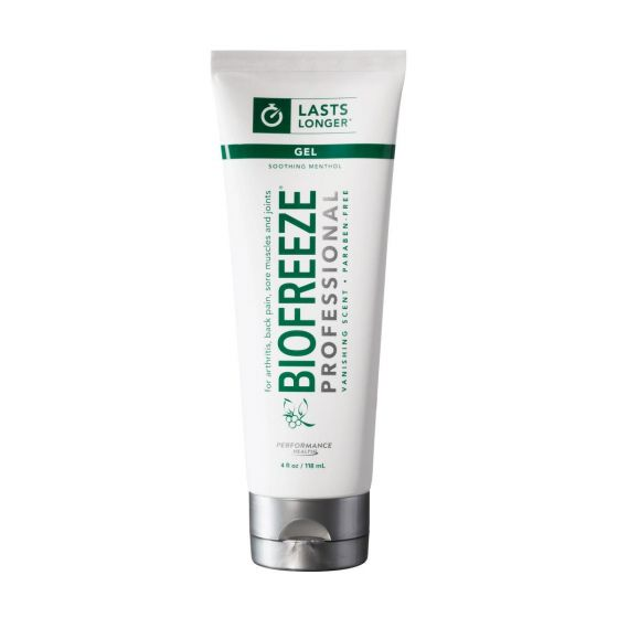 Biofreeze Professional Cold Therapy Pain Relief, 4oz HYD13407H by The Hygenic Corporation