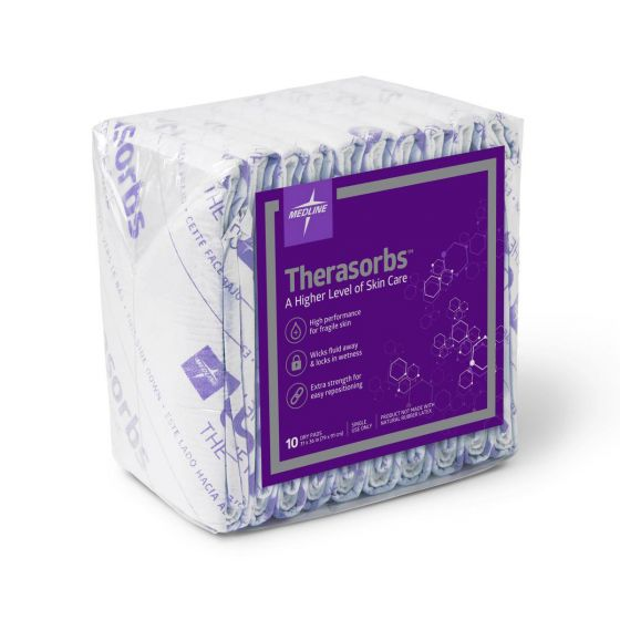 Therasorbs Moisture Management System Underpad 31 in. x 36 in. MDP933036 by Medline