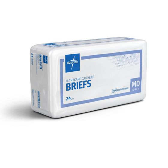 Ultracare Adult Incontinence Briefs ULTRACAREMD by Medline