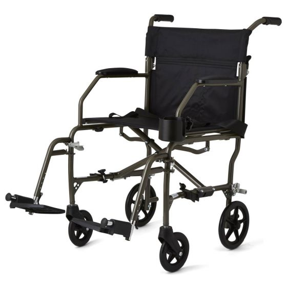 Ultralight Transport Chairs MDS808200F3S by Medline