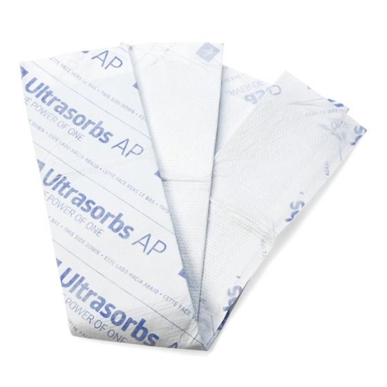 Ultrasorbs Air Permeable Drypad Underpads USAP3136LC1Z by Medline