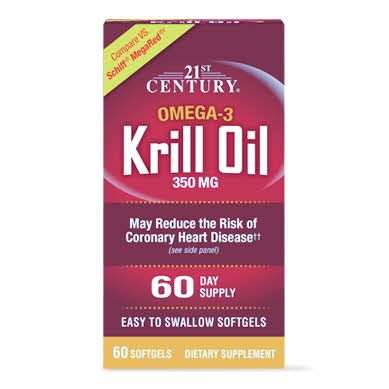 Omega-3 Krill Oil Softgels OTC279557 by Medline