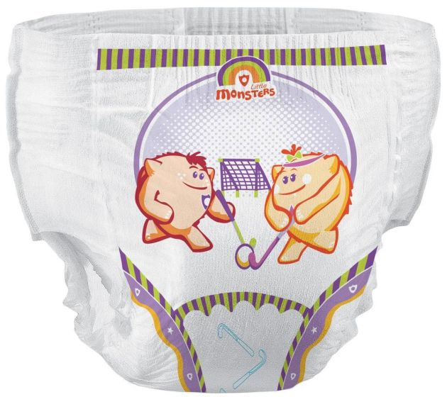 Medline DryTime Disposable Potty Training Pants, Size 4T-5T MSC29813 by Medline