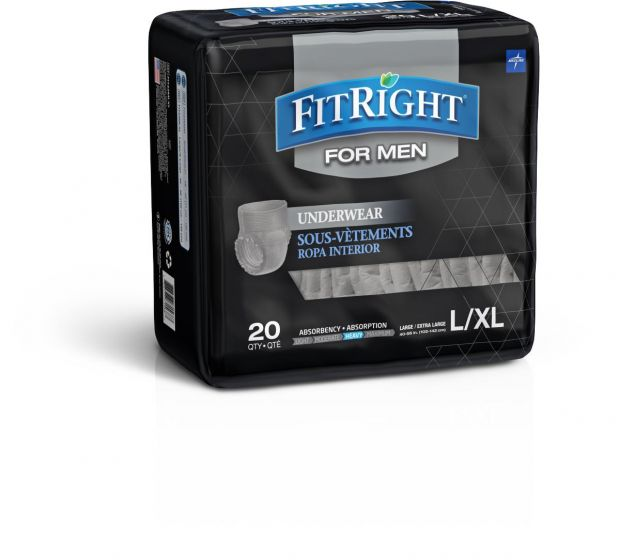 FitRight Ultra Underwear for Men PF255517 by