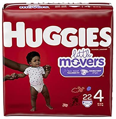Huggies Little Movers Diapers - Shop All PF33058 by Huggies