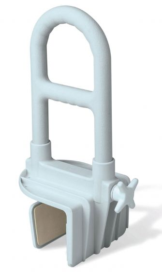Deluxe Grab Bar with Microban MDS86321WPMBG by Medline