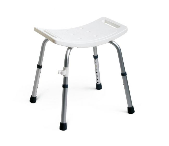 Easy Care Shower Chair/Stool G30403 by Medline