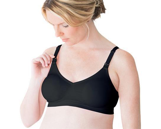 Maternity and Nursing T-Shirt Bra, Size M 3/CS MLA101034465 by Medela