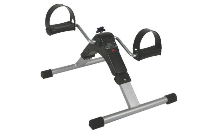 Medline Lightweight Pedal Exerciser 1 Count MDS100H by Medline