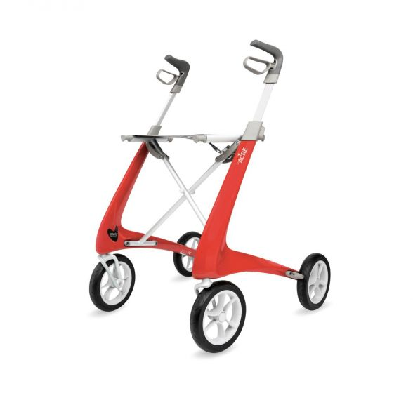 Carbon Ultralight, Regular Seat, Red BYA100MDR by byAcre