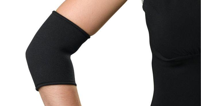 Medline Neoprene Slip-On Elbow Support