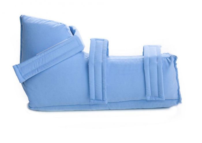 Medline Heel Pillow Boot Protector 2 Count MDT823400 by Medline