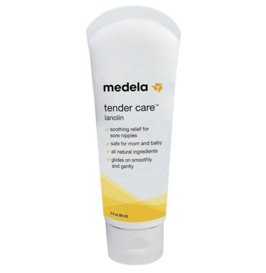 Medela Tender Care Lanolin 2oz 12Ct MLA87122NA by Medela