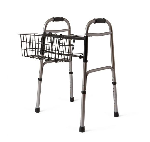 Basket for Two-Button Walkers