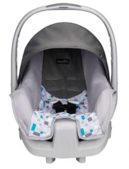 Evenflo Discovery Infant Seat 1Ct EVN3622198 by Evenflo Company, Inc.