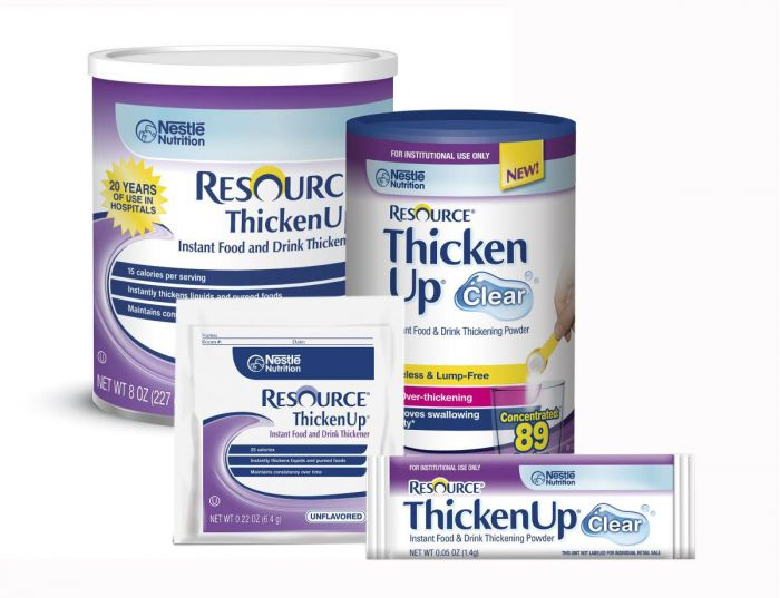 Resource ThickenUp Instant Food Thickener 8oz 1Ct DOY225100AH by Nestle