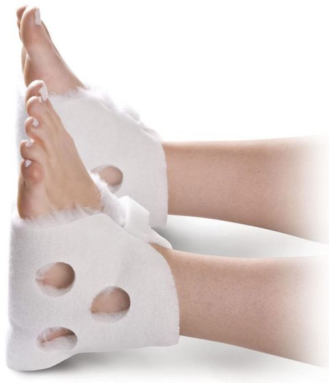 Ventilated Heel Protectors