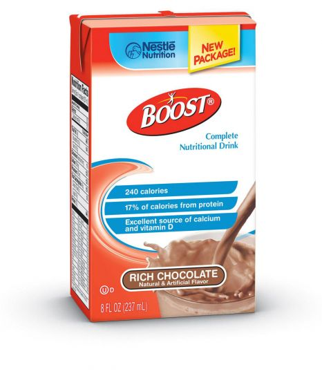 BOOST Nutritional Supplement, 8oz