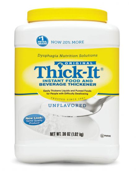 Thick-It Original Instant Food Thickener Powder 36oz 1Ct MIIJ585H by Kent Precision Foods Group, Inc.