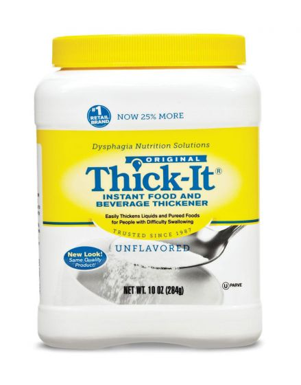 Thick-It Original Instant Food Thickener Powder 10oz 1Ct MIIJ584H by Kent Precision Foods Group, Inc.