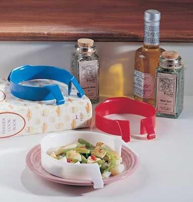 Food Guard with Slight Curve, Polycarbonate, White MDSR001777 by Medline