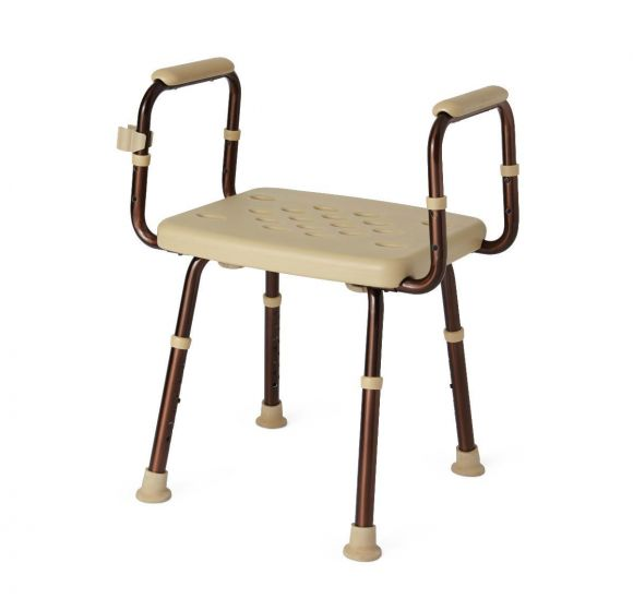Shower Chairs with Microban MDS89740ELMB by Medline
