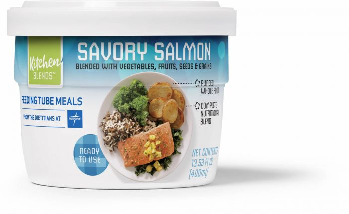 Kitchen Blends™  Feeding Tube Meals - Savory Salmon