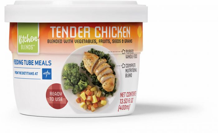 Kitchen Blends®  Feeding Tube Meals - Tender Chicken