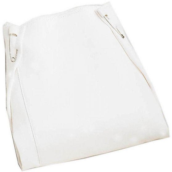 """Medline Pre-Folded Reusable Cotton Baby Diapers, 12"""" x 16.5"""""""