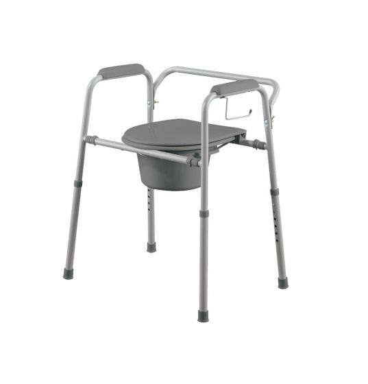 Knockdown Commodes MDS89664KD by Medline