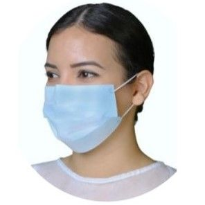 Nonmedical Face Mask with Earloops NON27373Z by Medline