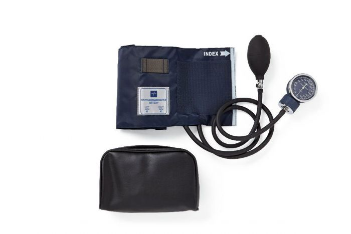 Adult Premium Handheld Aneroid Sphygmomanometer 1Ct MDS9410 by Medline