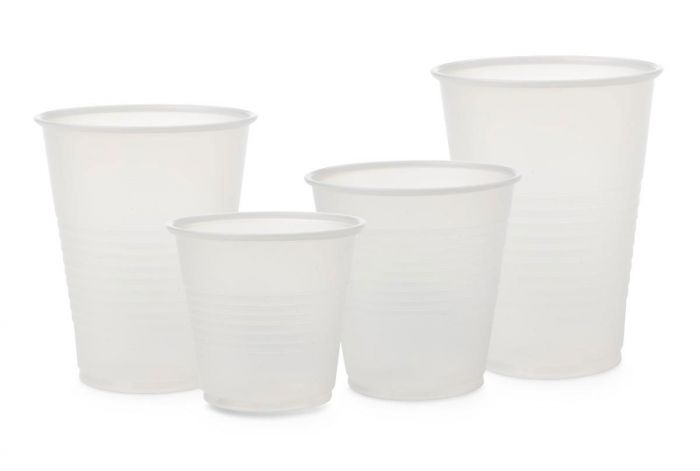 Medline Disposable Plastic Drinking Cups - Shop All PF95601 by Medline
