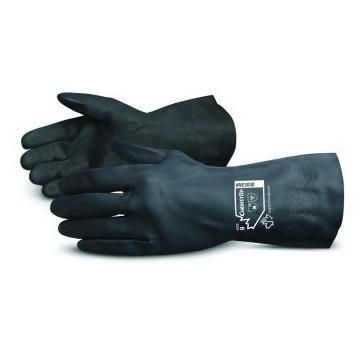 Chemstop 30 Mil Neoprene Flock-Lined Industrial Gloves Size XL NE3030-10 by Chamstop