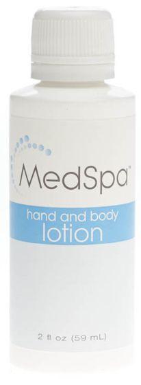 Medline MedSpa Hand and Body Lotion 2oz 1Ct MSC095001H by MedSpa