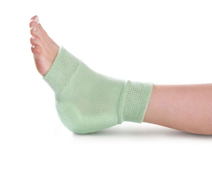 Medline Knit Elastic Heel/Elbow Protector 6Ct MDT829298 by Medline
