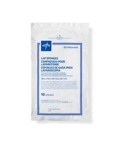 Sterile X-Ray Detectable Lap Sponges