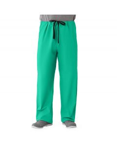 Unisex 100% Cotton Reversible Scrub Pants, Size S