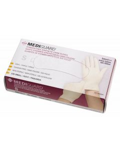 CA Only - Medline MediGuard Stretch Exam Glove S 100Ct