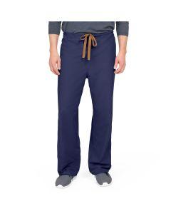 PerforMAX Unisex Reversible Drawstring Scrub Pants, Size M