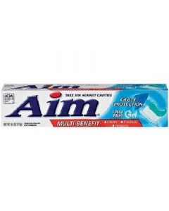 Aim Cavity Protection Mint Gel Toothpaste 5.5oz 1Ct C-H00093H by Medline