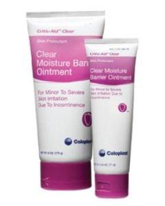 Critic-Aid Clear Barrier Cream, 6 oz Tube